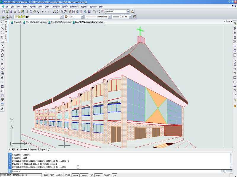 ZWCAD, cost-effective CAD